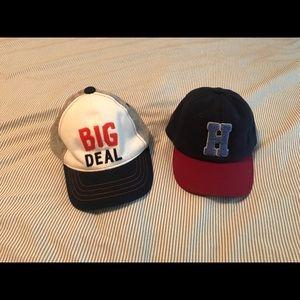 Baby boy cap hat size 0-3/0-6 months